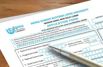 IGNOU Admission details