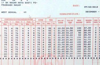 IGNOU Mark sheet dispatch status