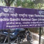 IGNOU Delhi 1 Regional Centre