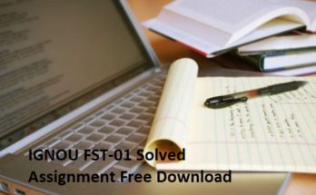 ignou-fst-01-solved-assignment-free-download