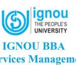 IGNOU-bba-services-management