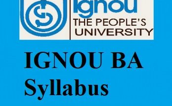 ignou-ba-syllabus