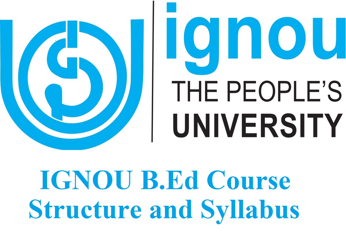 ignou-b.ed-course-structure-and-syllabus