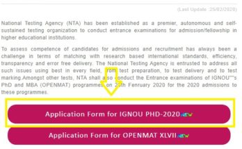 ignou-phd-entrance-exam