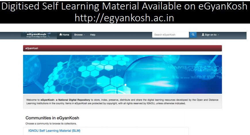 ignou-egyankosh-online-services-for-elearning