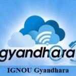 ignou-gyandhara