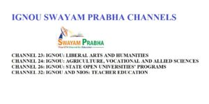 ignou-swayam-prabha-online-services-for-elearning