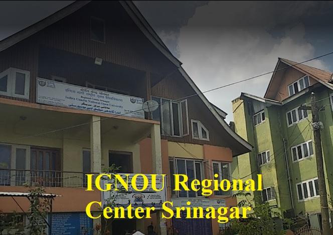 ignou-rc-srinagar