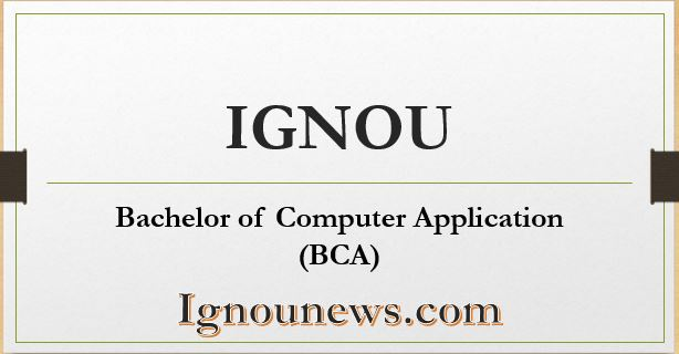 IGNOU-BCA-Admission-Syllabus