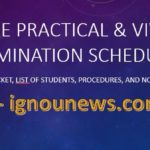 ignou-tee-practical-exam-schedule